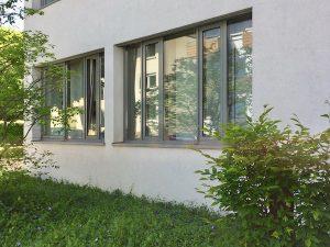 AWS 75.SI Schueco Fenstermontage
