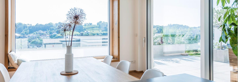 Aluminium Fenster Isolierverglasung und Fensterverglasung