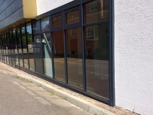 FWS 50 Schueco Aluminium Fassade