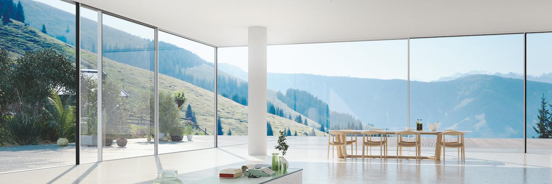 Fensterbau in Heilbronn Febkon GmbH Schueco Fenster