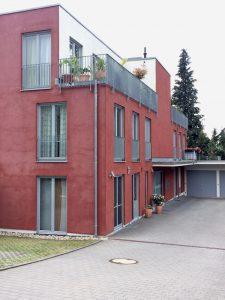 Franzoesischer Balkon Schueco Fenster Heilbronn