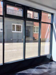 Schueco FWS 50 Glasfassade Febkon GmbH