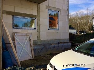 Kipp Fenster Schueco AWS75.SI Frankfurt